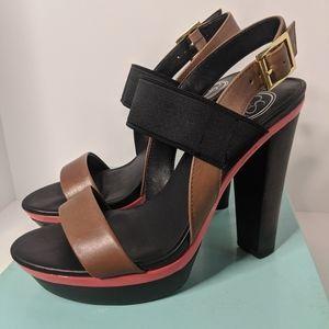 Jessica Simpson Rista Heeled Sandals